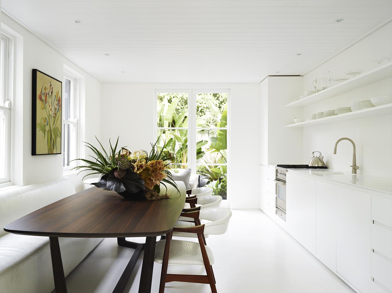 Mooie Witte Keuken : Mooie witte keuken met quooker twintaps silestone via huizenga