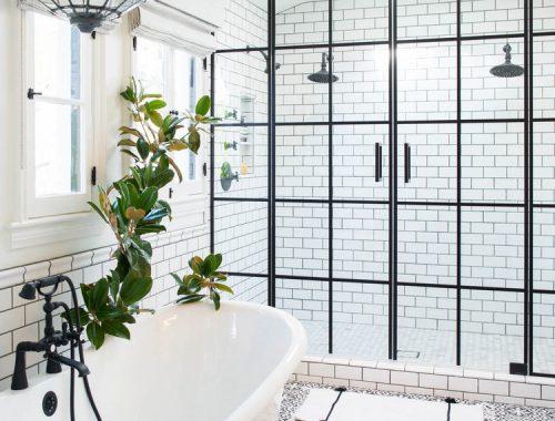 Simpele Mooie Badkamer : Simpele en goedkope tips om je verouderde badkamer te pimpen