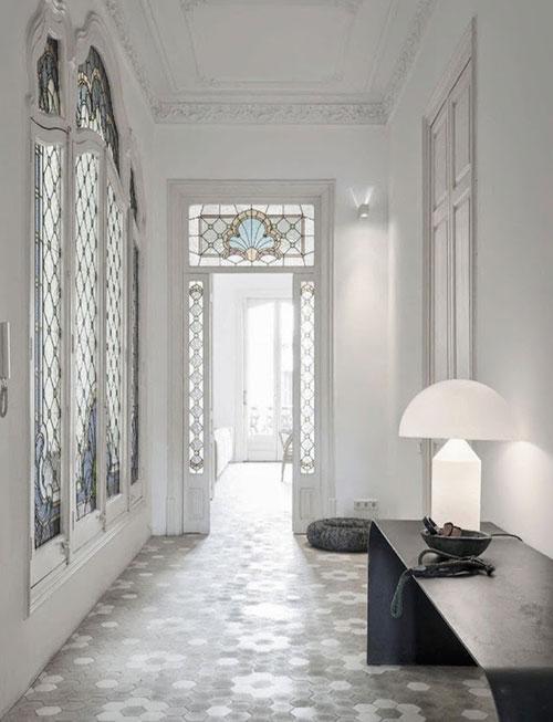 Mooiste hal interieur inrichting for Interieur ideeen hal