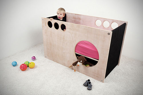 Multifunctionele kinderkamer meubel