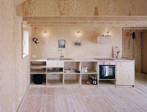 Multiplex keuken