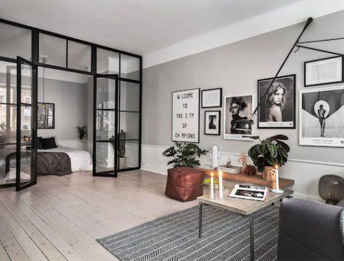Binnenkijken in restaurant loetje s garage interieur inrichting - Een klein appartement ontwikkelen ...