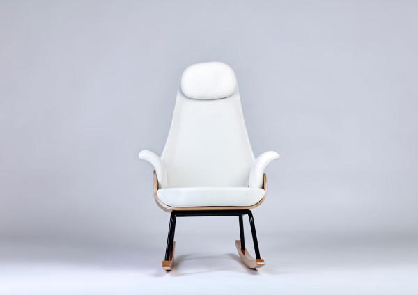 NANA, de schommelstoel voor borstvoeding – Interieur inrichting