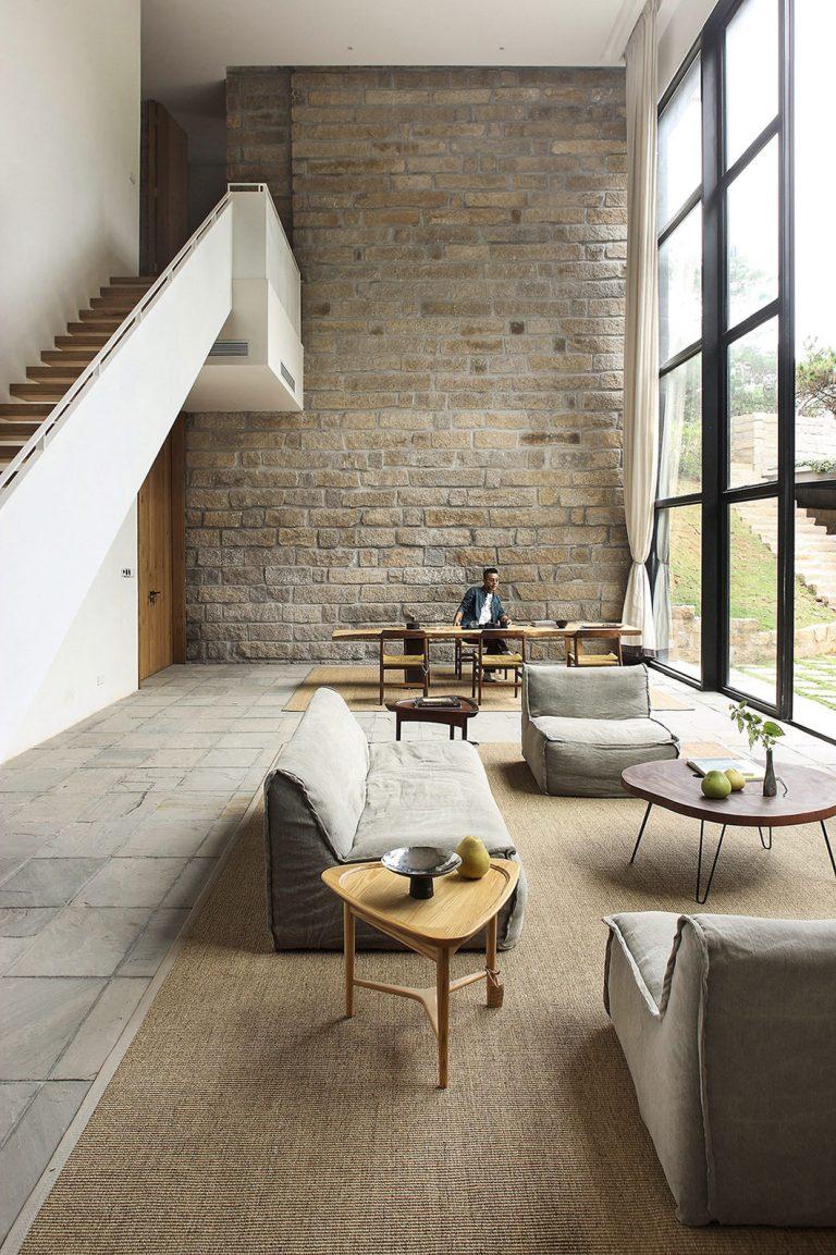 Natuurlijk zen droomhuis | Interieur inrichting