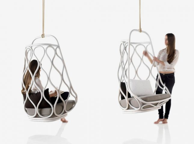 Moderne decoratie keukenkraan pivot dornbracht draait 360 graden