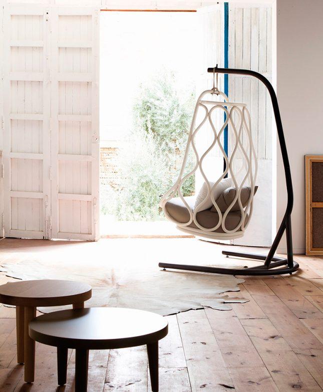 Nautica hangstoel | Interieur inrichting