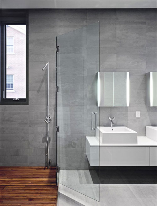 Neutrale badkamer ontwerpen interieur inrichting - Captivating pictures of white and grey bathroom decorating design ideas ...