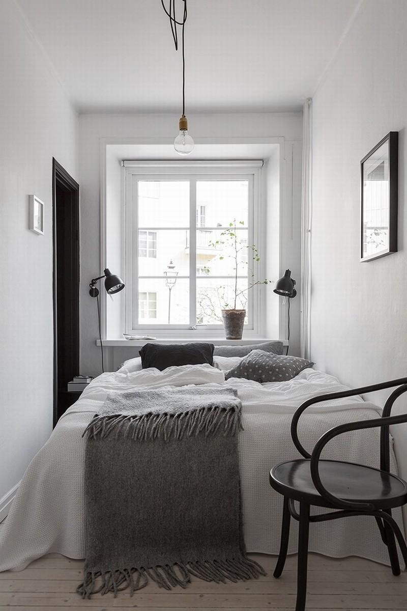 Super 12x Kleine slaapkamer inrichten: tips, ideeën en inspiratie &TE36
