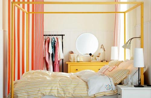 neutrale slaapkamer inrichten met kleur | interieur inrichting, Deco ideeën