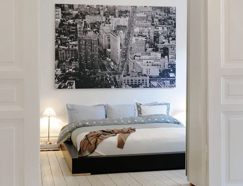 New York canvas foto IKEA