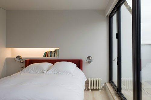 Kast Met Nisjes : Nisjes in de muur interieur inrichting