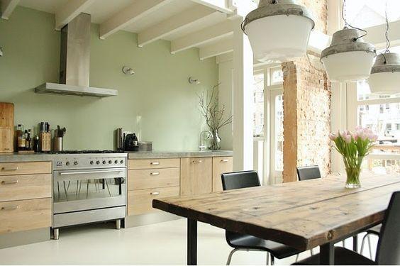 Olijfgroen In Huis : 10x olijfgroen in interieur interieur inrichting