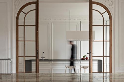 Onzichtbare keuken