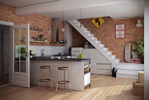 Leuke Keuken Ideeen.Open Keuken Ideeen Interieur Inrichting
