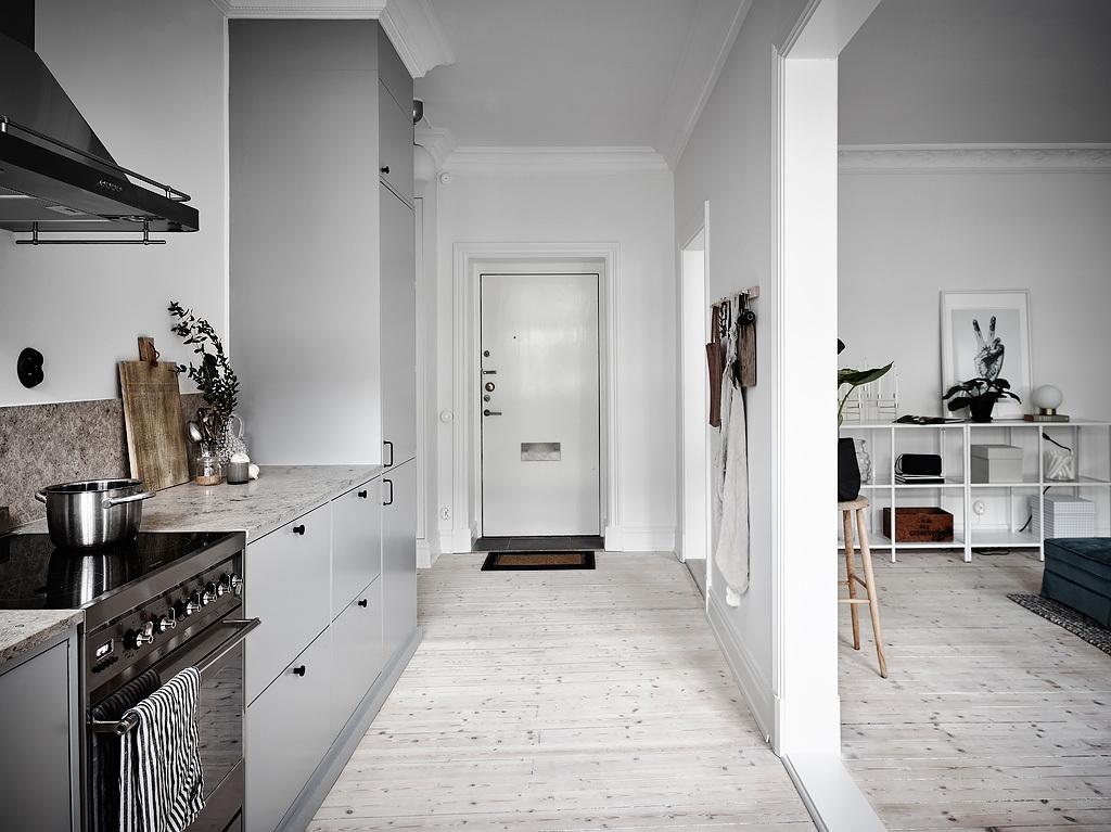 Creatief Formido Keukens : Open keuken in de hal interieur inrichting