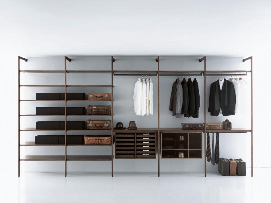 Open Kledingkast Woonkamer : Open kledingkasten interieur inrichting
