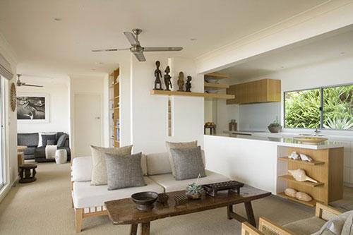Open woonkamer indeling interieur inrichting Woonkamer indelen