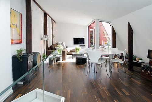 Open woonkamer met mooie details | Interieur inrichting