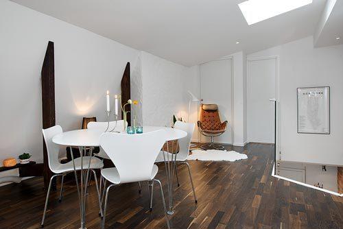 Open woonkamer met mooie details