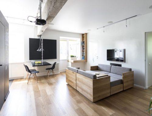 Grote woonkamer knus inrichten interieur inrichting - Originele toiletdecoratie ...