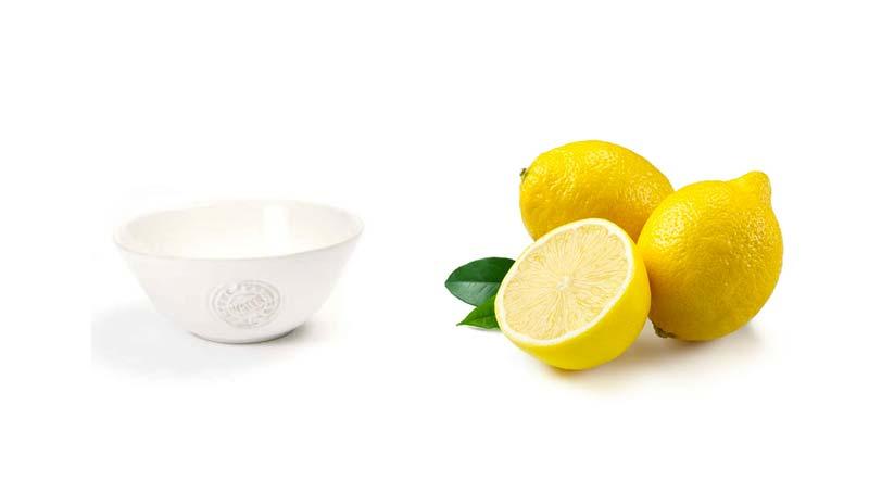 oven schoonmaken citroen