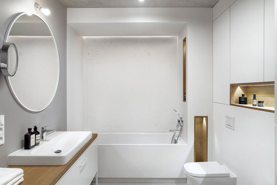 Penthaus PK43 - Modern stoer appartement in Krakow!