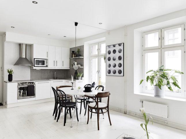 Perfecte styling in kleine woonkamer
