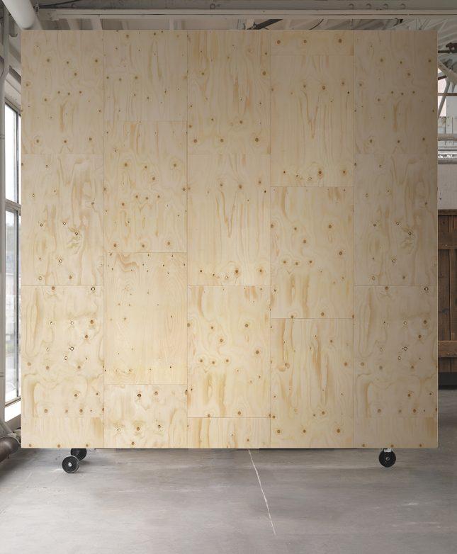 Piet Hein Eek Plywood behang