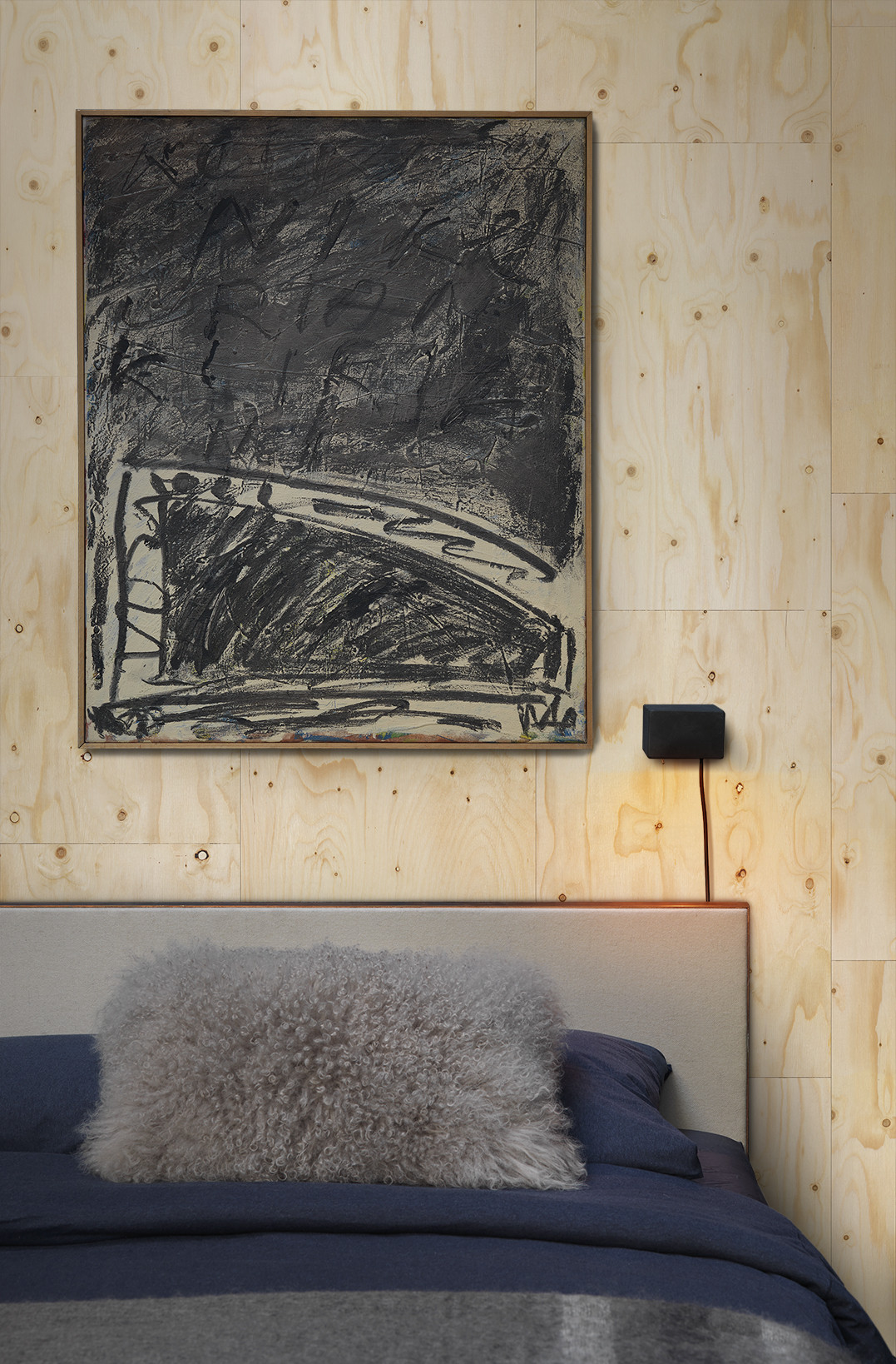 Piet hein eek plywood behang interieur inrichting for Piet hein eek behang