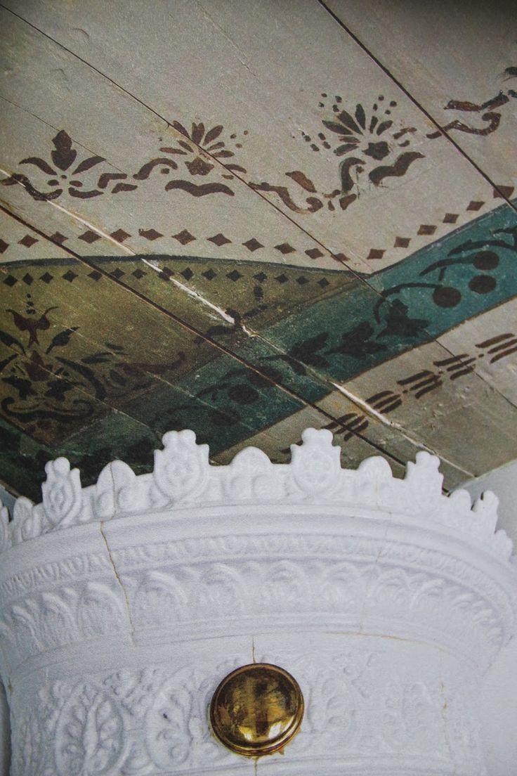 Plafondschildering inspiratie