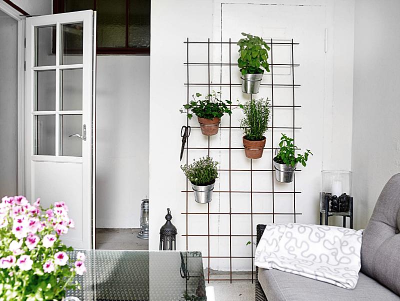 planten-ophangen-gaas-woonkamer