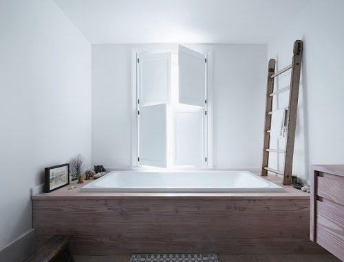 Prachtige badkamer uit Londen
