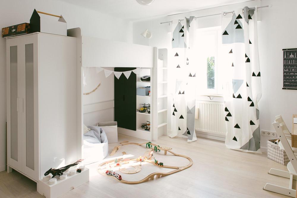 Grote Kinderkamer Inrichten : Praktisch en leuk ingerichte kinderkamer interieur inrichting