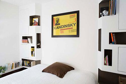 Praktische indeling voor klein appartement interieur for Praktische indeling huis