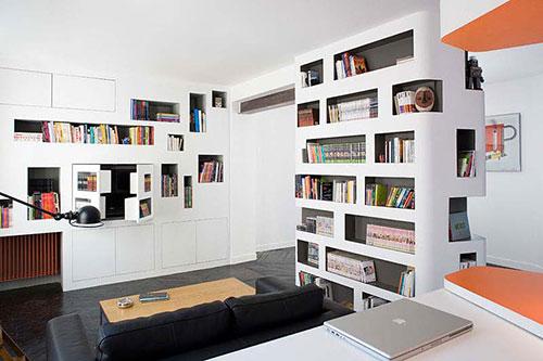 Praktische inrichting kleine slaapkamer spscents