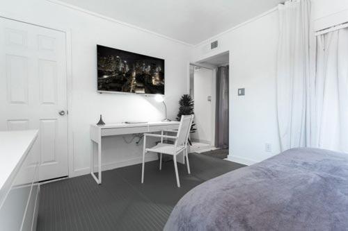 Praktische Inrichting Kleine Slaapkamer : Praktische slaapkamer ...