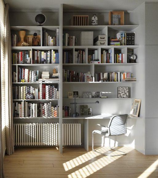 radiator-boekenkast