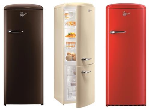 Amerikaanse Keuken Apparatuur : Retro koelkastInterieur inrichting Interieur inrichting