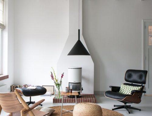 Kleurijke Marokkaanse Inrichting : Kleine woonkamer Interieur ...