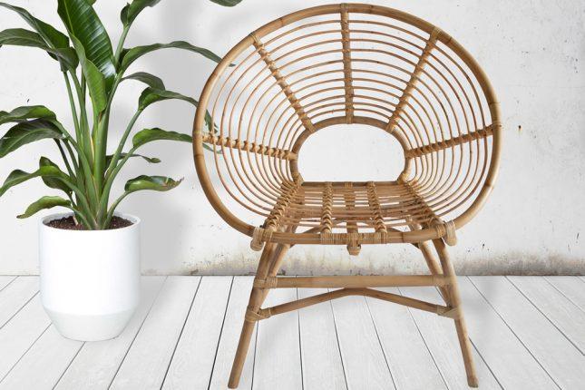 Rotan meubelen van WEND