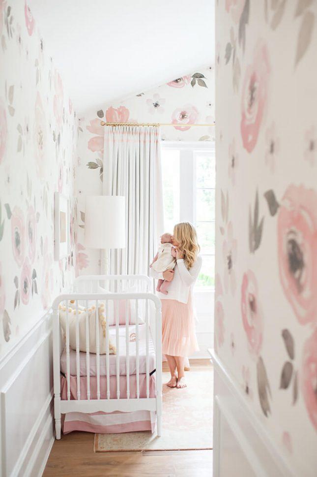 babykamer roze ~ lactate for ., Deco ideeën