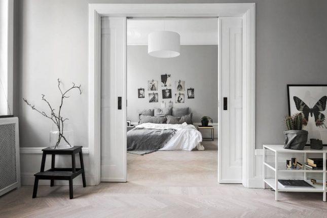 kleine slaapkamer met inloopkast  consenza for ., Meubels Ideeën