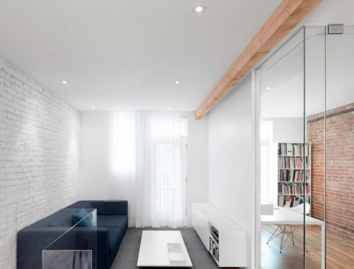 Woonkamer idee n interieur inrichting for Wand woonkamer