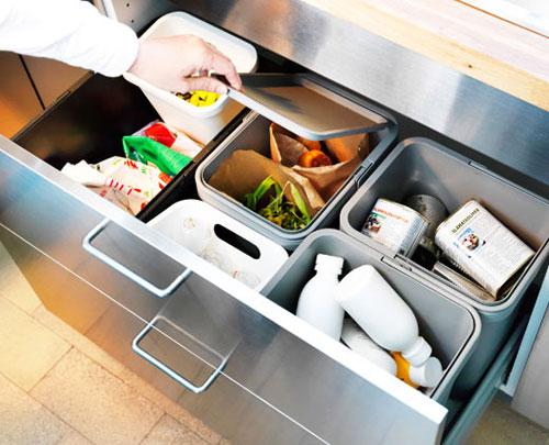 Keukenkast En Organiseren : Rvs ikea keuken interieur inrichting