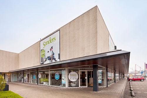 Sanders Meubelstad Breda