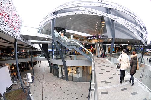 Sanders meubelstad Eindhoven