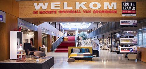 Sanders Meubelstad Groningen