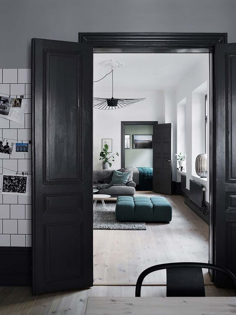 Scandinavisch interieur