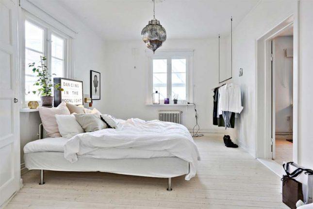 scandinavisch interieur tips lichte slaapkamer