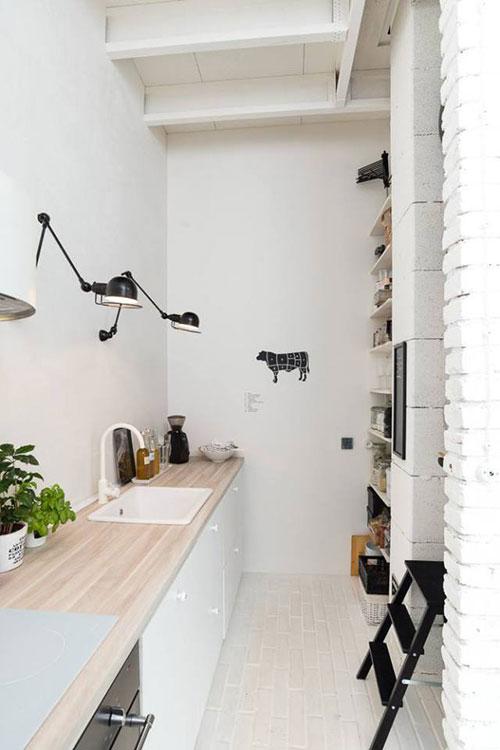 Industriele Keuken Wit: Moderne keukens grando bad zaandam.